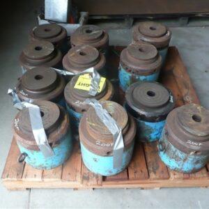 200 tonne Hydraulic Jack