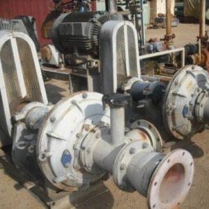 Linatex Pump