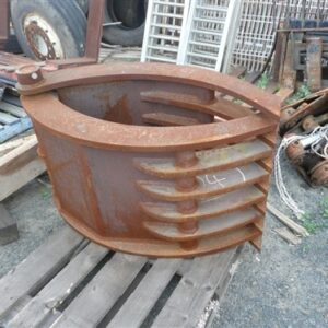 Excavator Log/Rock Grab