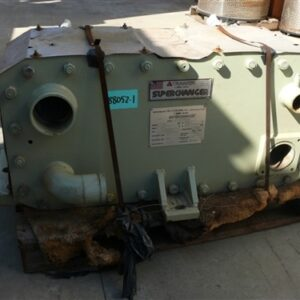 Supercharger Oil Cooler