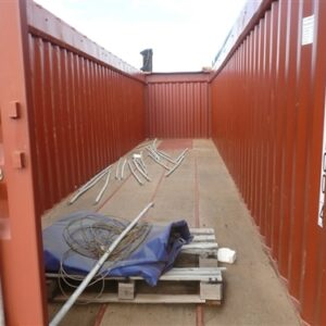 40 Ft Open Top Sea Containers