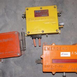Conveyor Lanyard Safety Switches