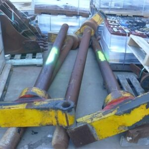 2 x Pairs of Pipe Spears