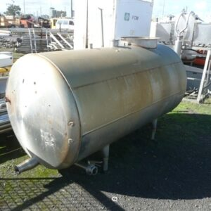 1450 litre Stainless Steel Tank