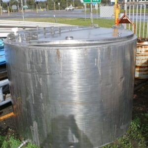Assorted Stainless Tanks