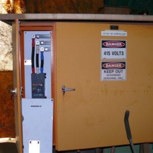 400 Amp Switch Board