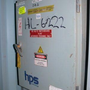 415 Volt Switch Board