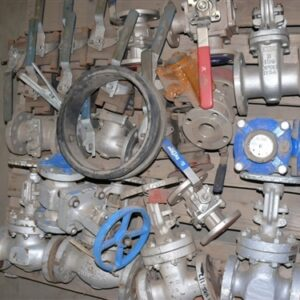 Assorted Valves and Meters