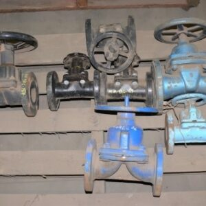 Assorted Saunders Valves