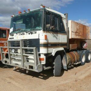 Volvo F12 Truck