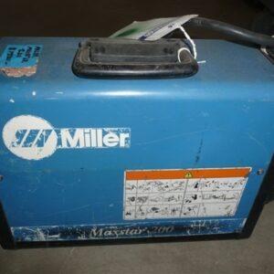Miller Maxstar 200 welder