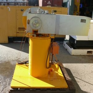 Barge Winches 2 Tonne