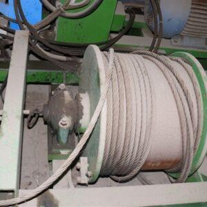 Hydraulic Pull Winch