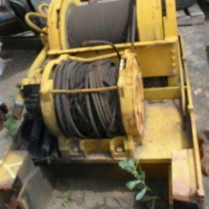 Hydraulic Braden Winch