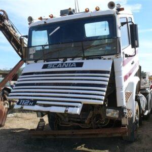 Scania 112H Wrecking