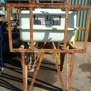 450ltr Fibreglass Water Tank