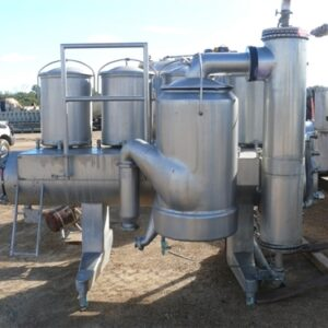 Stainless ex Boyanup Dairy