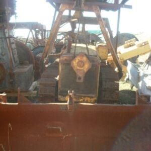 CAT D4 Tractor