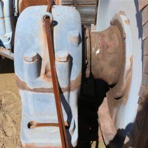 1650L Conveyor Roller