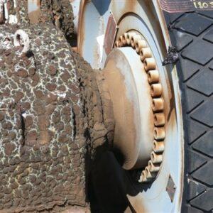 1200L Conveyor Roller