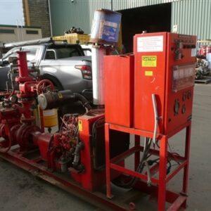 Diesel Fire Pump Controller