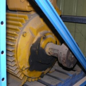 Brush 150KW Electric Motor