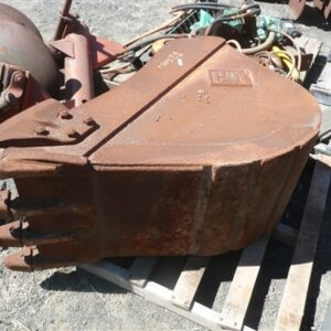 Caterpillar Trenching Bucket 600mm with Teeth