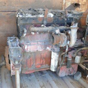 Cummins ISX Burnt Parts