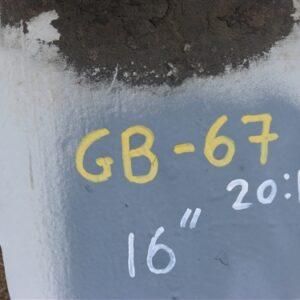 20:1 Radicon Gearbox