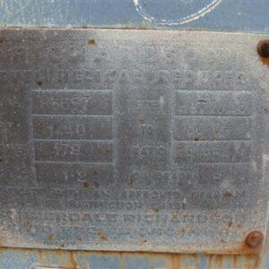 40:1 Richardson Gearbox