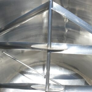 5,850L Stainless Steel Mixing Tank