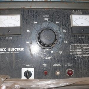 Climax Controller Rectifier