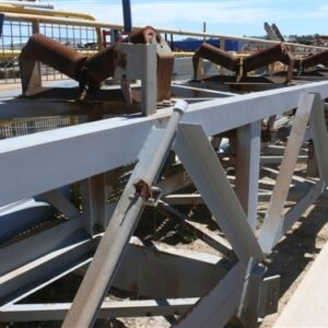 Catwalk conveyor