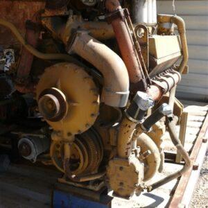 CAT 773A V8 Engine