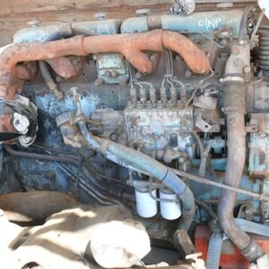 Scania 6 Cyl Turbo