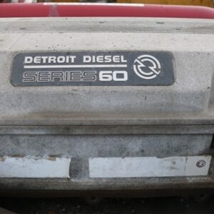 Detroit Series 60 Engine and Transmission
