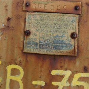 40.5:1 Radicon Gearbox