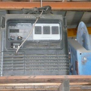 Honda 240v Inverter Generator