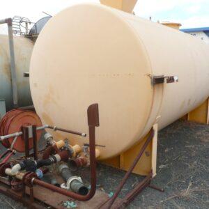 8,740L Water Tank