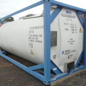 25,000L Portable Tank