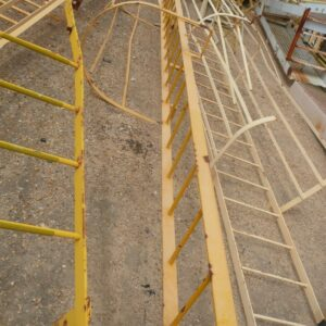Assorted Ladders with or without safety cage