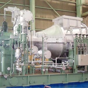 44.5MWe Steam Turbine, Synchronous Generator Unit, HV Transformer and Ancillary Equipment