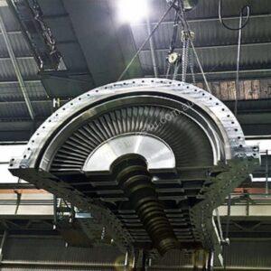 44500 KW 44.5 MVA Steam Turbine Shin Nippon