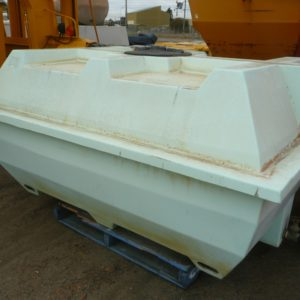 1500 ltr fibreglass tank