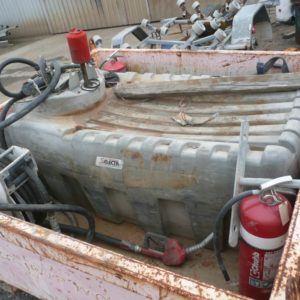 600ltr Diesel Tank