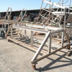 Aluminium Platform