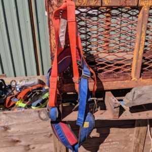 work harness