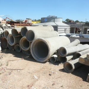 Concrete Pipes from 250mm - 1800mm diameters