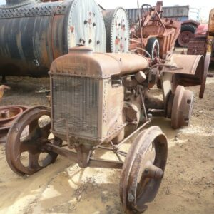 Antique Tractors, Dozers, Cranes and Farm Implements