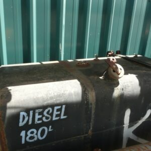 Vehicle Diesel Tanks